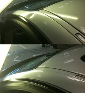 BMW Roof Rail